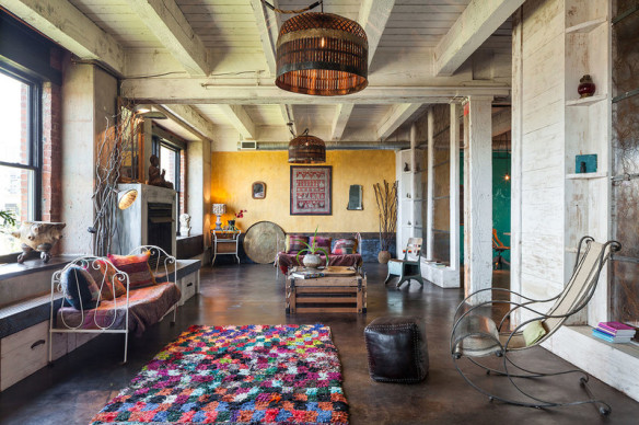 Un Loft Raw Luxe Portland