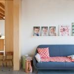 Une maison contemporaine pleine de vie