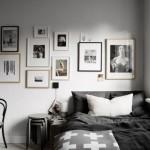 Palette de gris pour ambiance scandinave