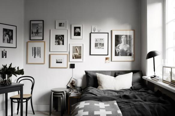 palette de gris pour ambiance scandinave. Black Bedroom Furniture Sets. Home Design Ideas