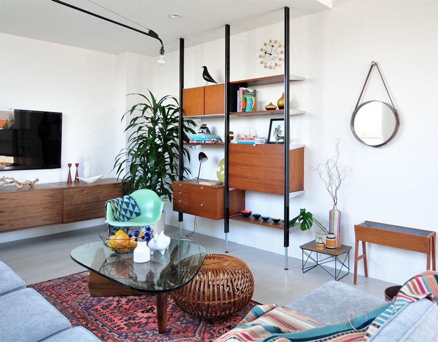 En mode r tro c t d co - Deco modern huis ...