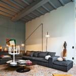 Visite de la maison-galerie de Veerle Wenes : Valérie Traan