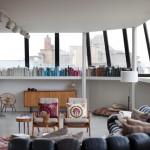L'appartement aux accents vintage de Bruno Pieters