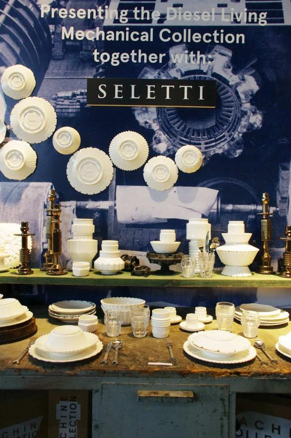 Salon Maison et objet sept.2014 - Seletti collection Diesel