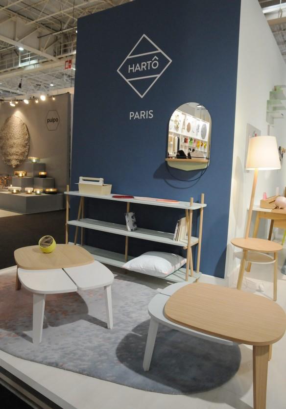 Salon Maison et objet sept.2014 - Hartô