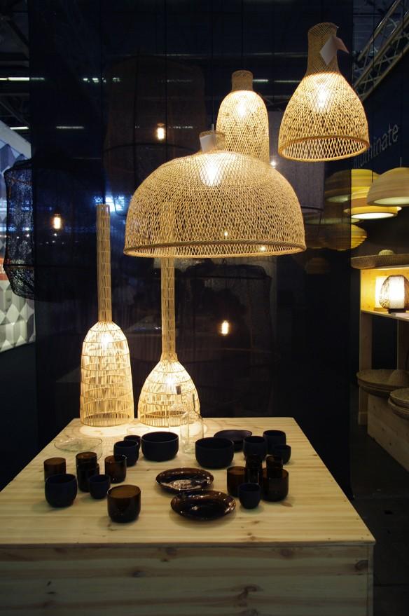 Salon Maison et objet sept.2014 - AY Illuminate