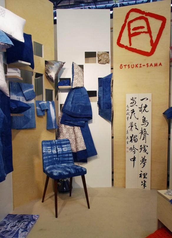 Salon Maison et objet sept.2014 - Ôtsuki-Sama