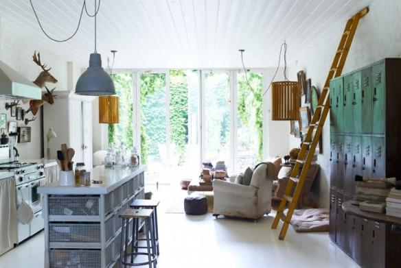 Se meubler et d corer de bric et de broc - Gratis huis deco magazine ...