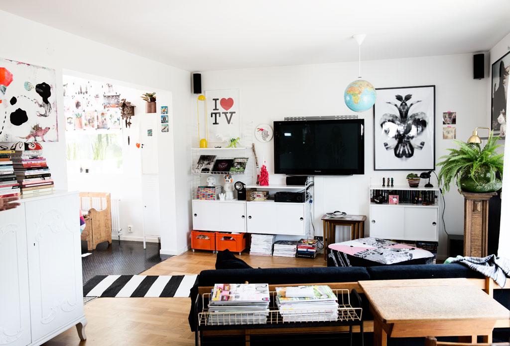 Du kitsch dans ma déco || Varberg home via VTwonen