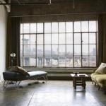 Un loft new-yorkais à la décoration minimaliste dépouillée