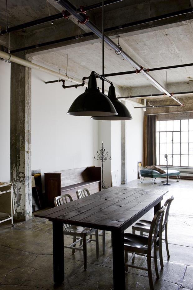 Ivonne Casas's Brooklyn loft
