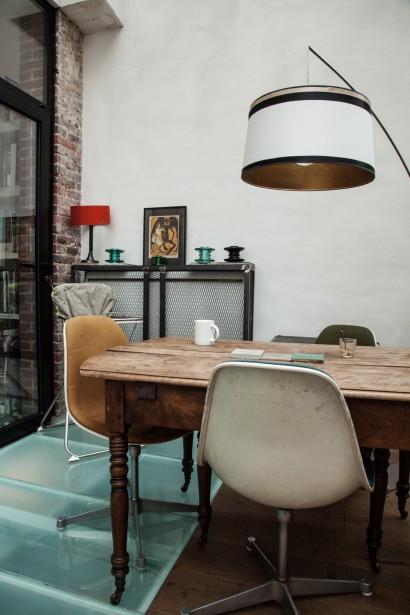 Miriam Gassman Paris loft