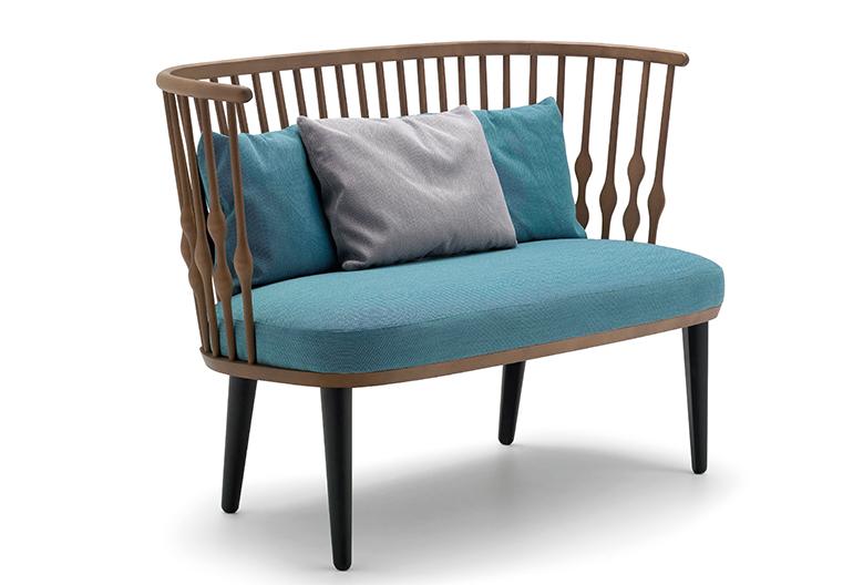 Canapé Nub - Editeur : Andreu-world - Design : Patricia Urquiola