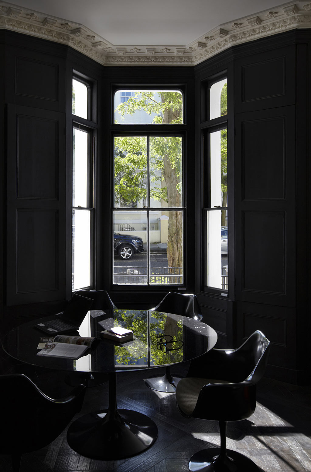 L'intérieur hors du commun de Annabel Karim Kassar à Londres