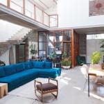Une maison pensée comme un hangar à Buenos Aires