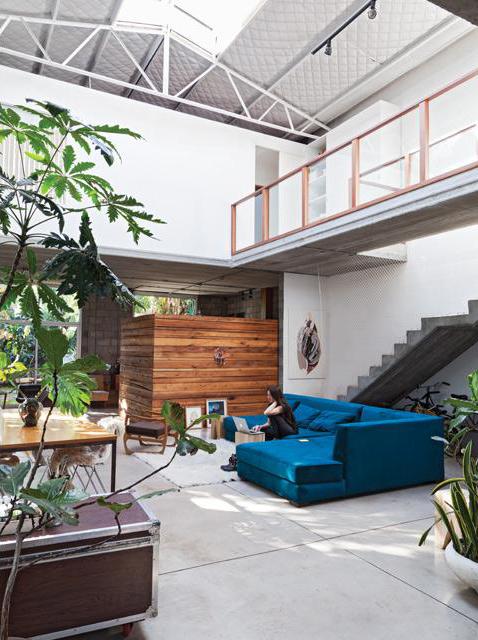 Eloisa Ballivian loft