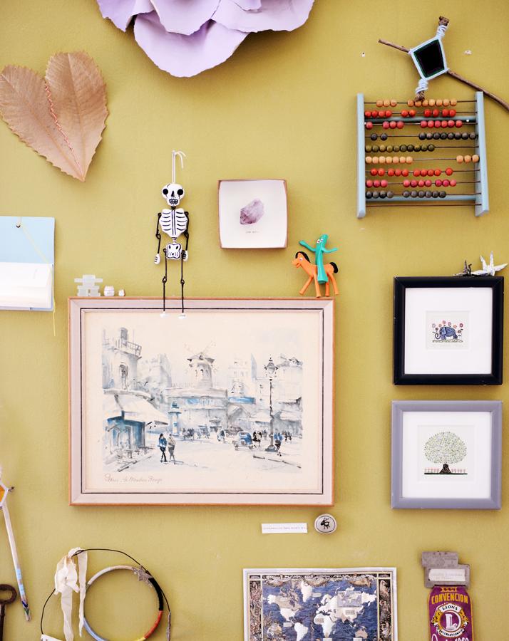 Happy home : du blanc et des couleurs