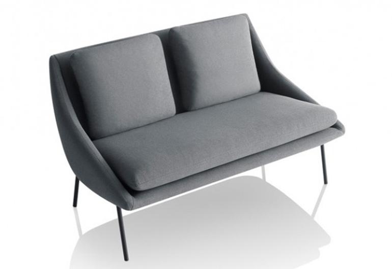 Canapé 800 - Editeur Steiner - Design : Joseph-André Motte
