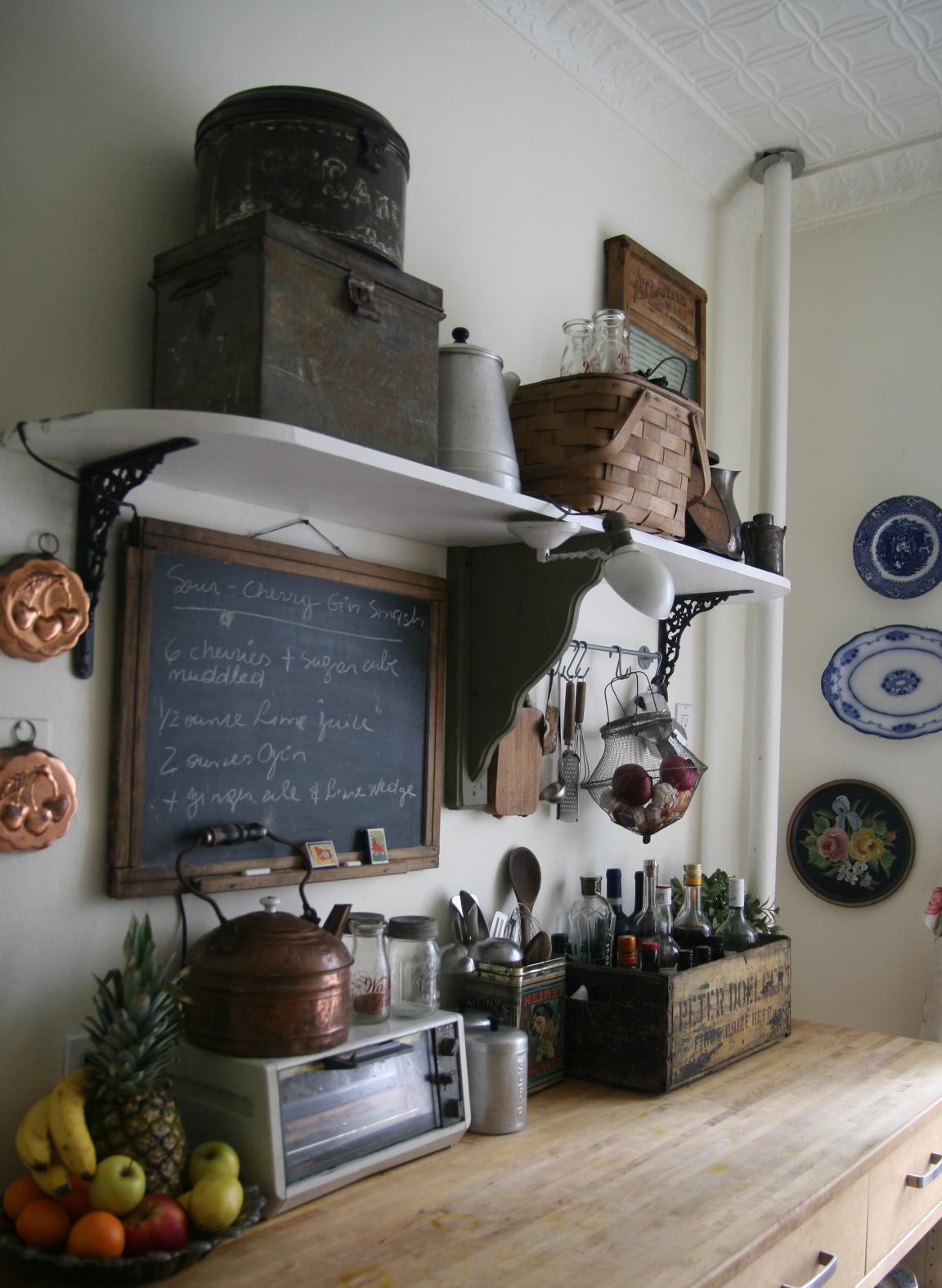Le charme d'une cuisine rustique | Casa de boneca kitchen