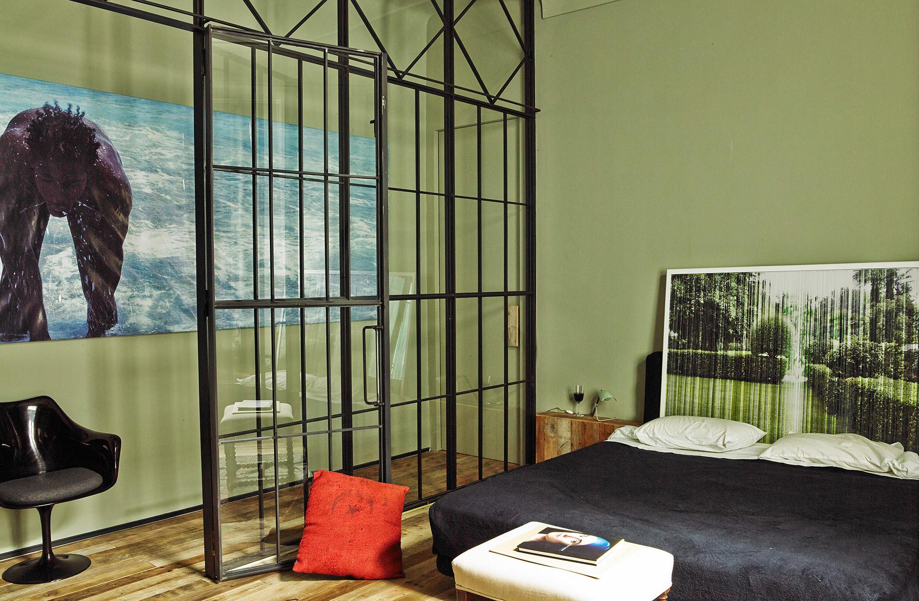 L'intérieur hors du commun de Jaime Lacasa à Madrid