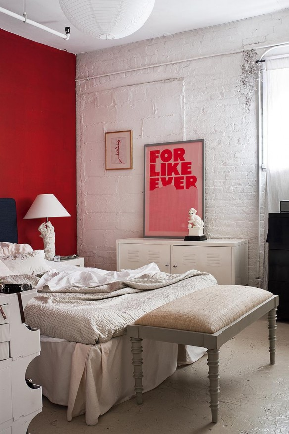 Lili Diallo Brooklyn loft