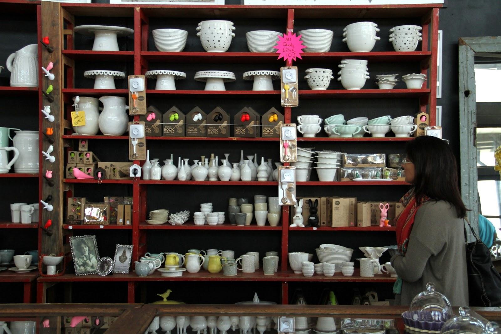 Mud Studio, créateur de porcelaine en Afrique du Sud