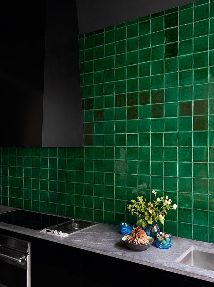 La magie des zelliges || Appartement Paris par le studio Ko