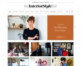 The interior stylelist