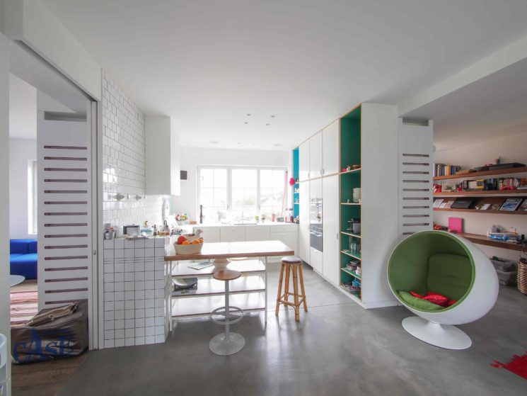 Arco Iris architects || Lucky Coco project