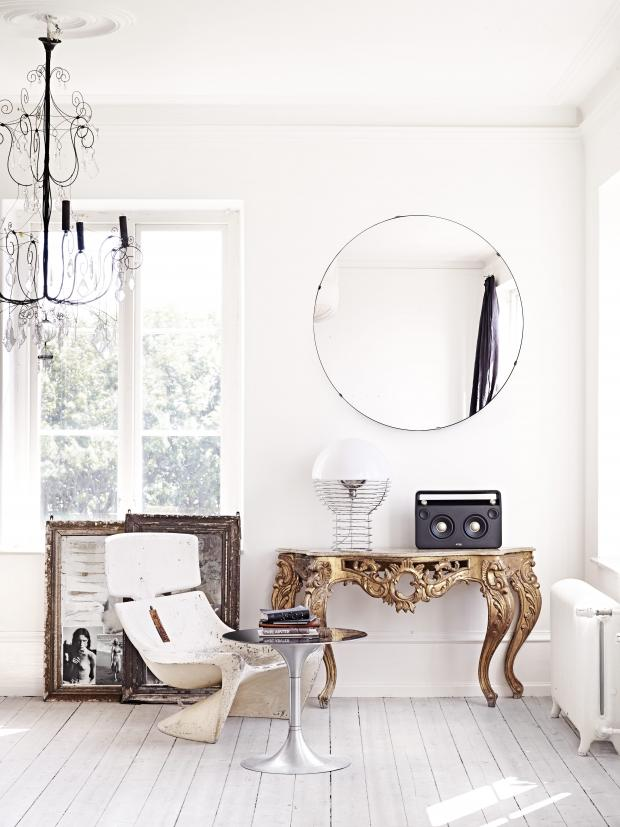 Le nouvel intérieur baroco suédois de Marie Olson Nylander