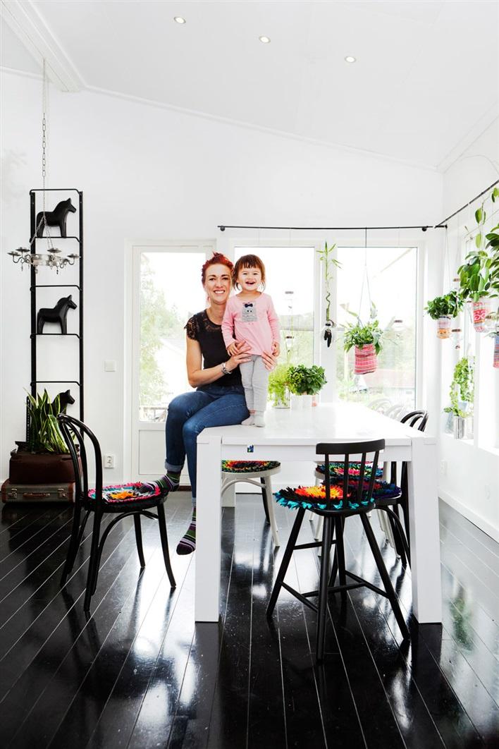 Hannah Bill Berg & Don Nayao family home