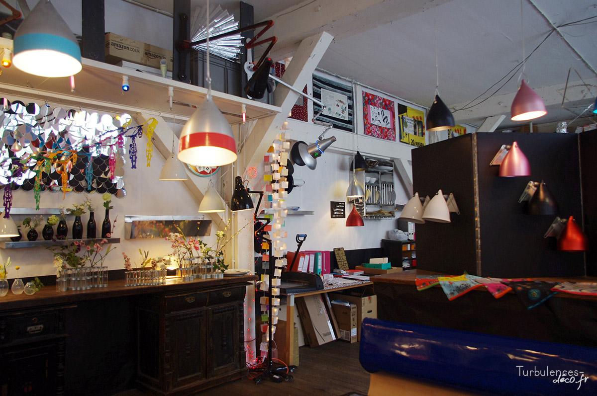 Visite du studio des Tsé-Tsé à Paris - Turbulences Déco