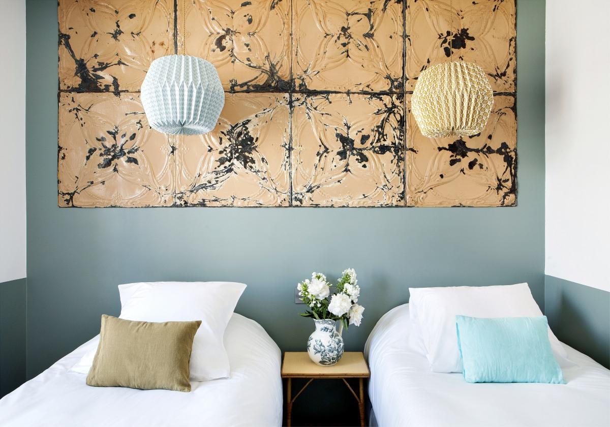 Hotel Henriette Paris - Décoration de Vanessa Scoffier