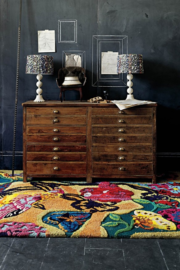 Nathalie-Lete-rug-anthropologie