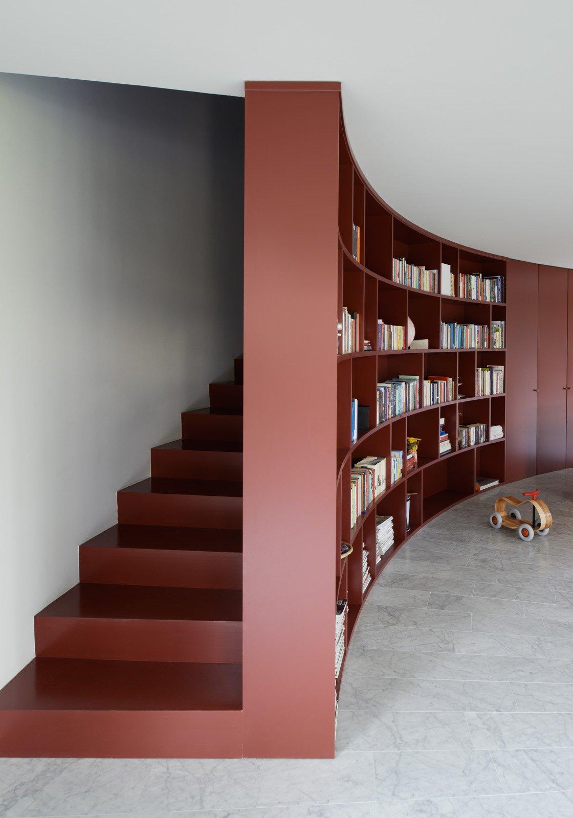 Plain Fagerström House by Claesson Koivisto Rune Architects || Marsala Pantone couleur 2015 width=
