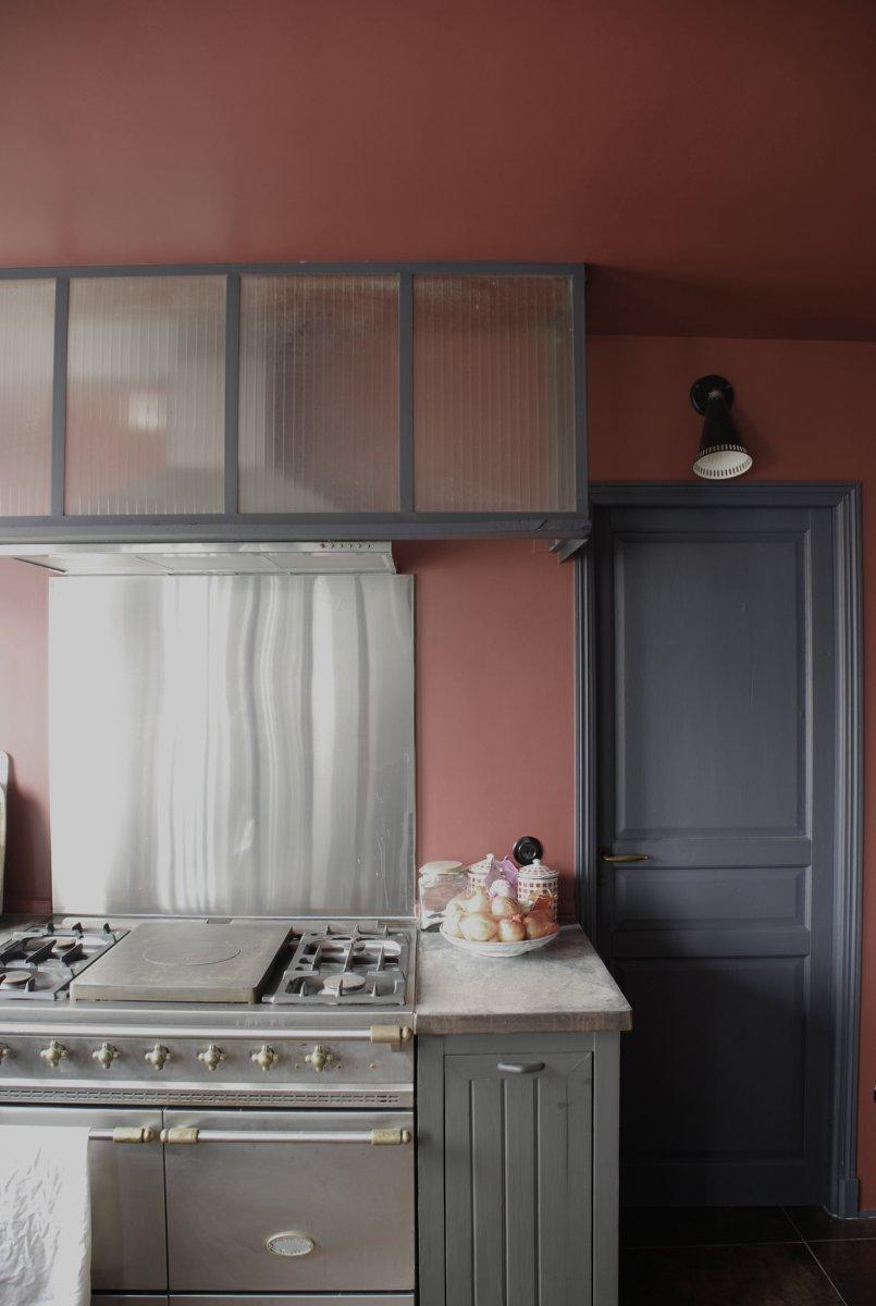 Marianne Evennou réalisation || Marsala Pantone couleur 2015