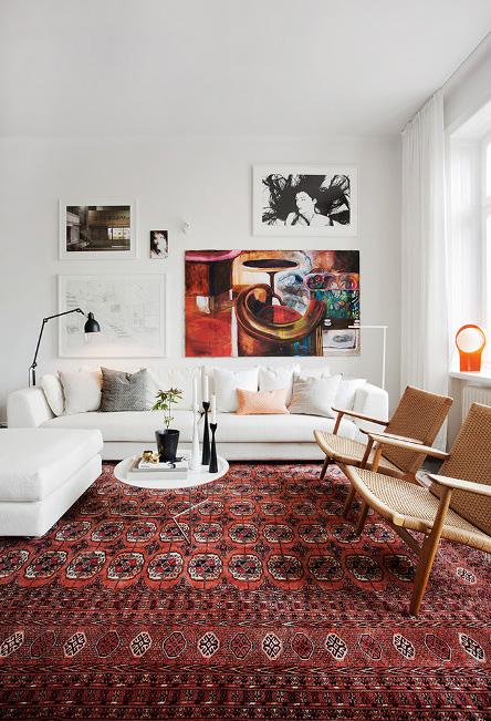 Pelle Lundquist Gastrike réalisation || Marsala Pantone couleur 2015