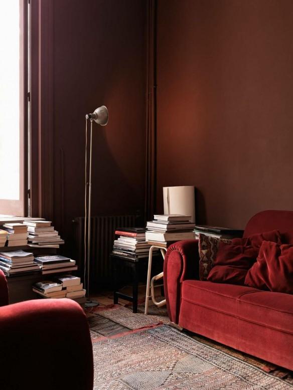 Photo de Petra Bindel || Marsala Pantone couleur 2015