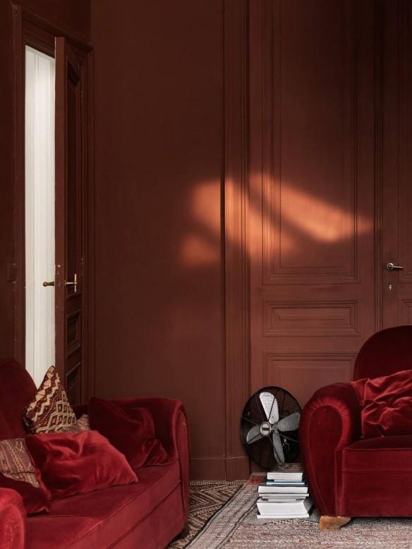 La couleur marsala couleur pantone 2015 for Deco interieur 2015