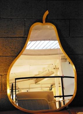 Honoré Décoration - Miroir Poire
