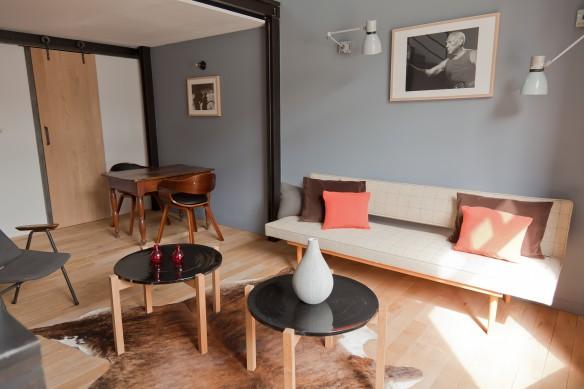 Le Telecabine - Chambre d'hôtes à Villeurbanne/Lyon