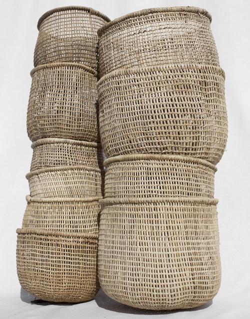 Baskets by Valentina de Hoyos
