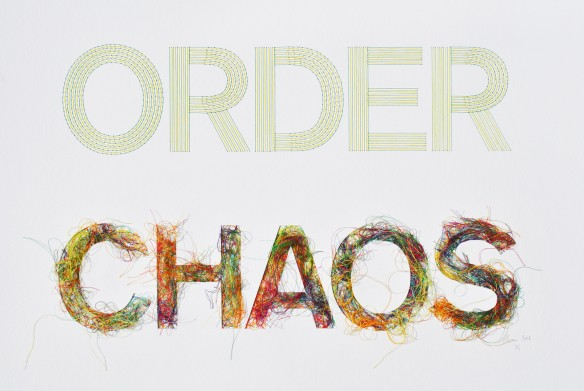 Peter Crawley - Order Chaos