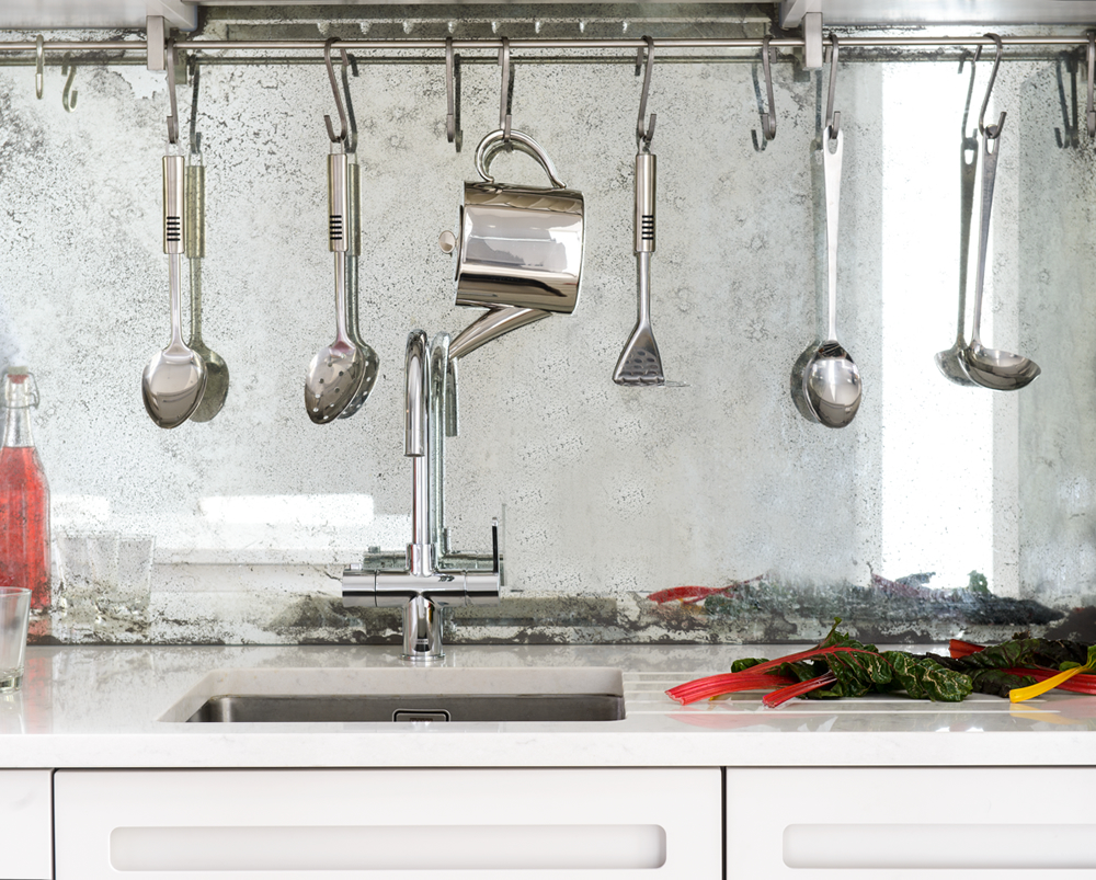 Saligo Design - Kitchen splashback