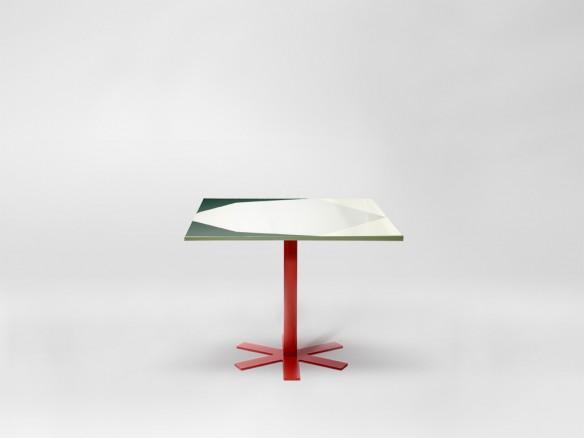 Petite Friture - Parrot table par India Madhavi