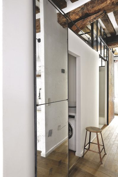 Appartement de Matthew Brooks Paris - Festen Architecture - Via Vivre Cote Paris