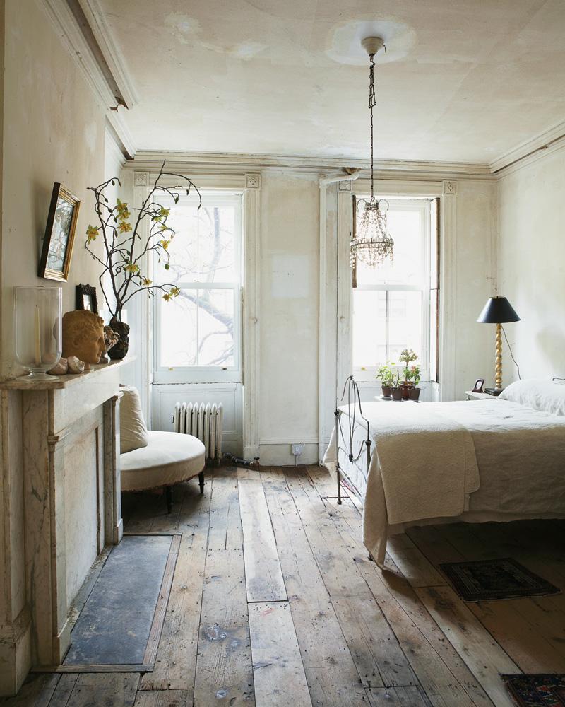 Le choix du blanc en décoration d'intérieur - L'intérieur de John Derian