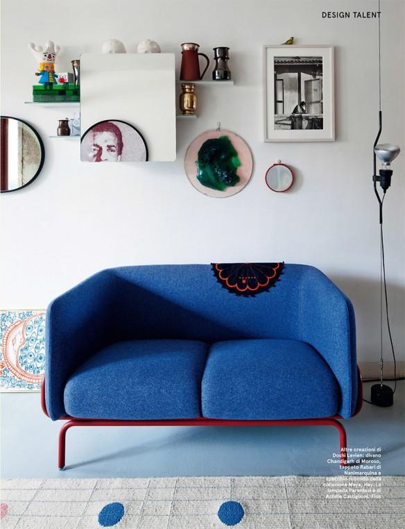 Doshi Levien - London interior || Living n°3 Mars 2015