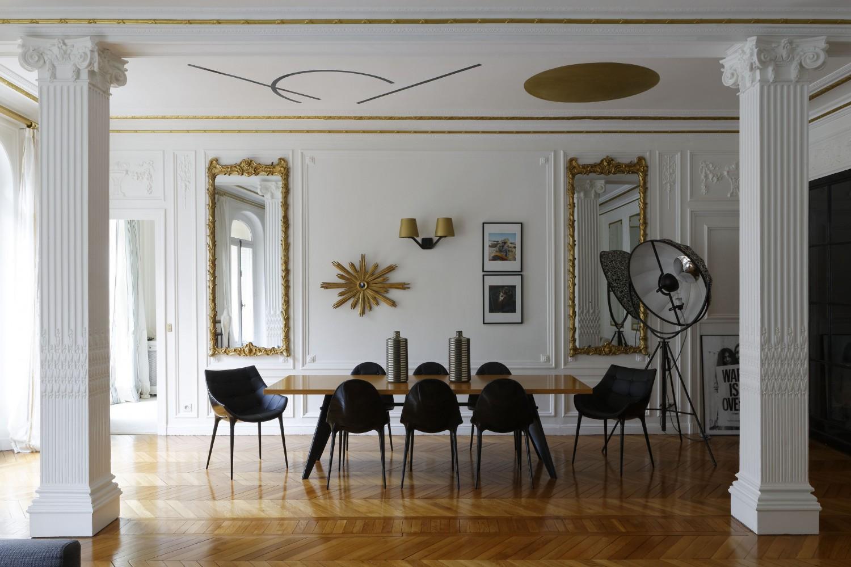 decoration interieur or