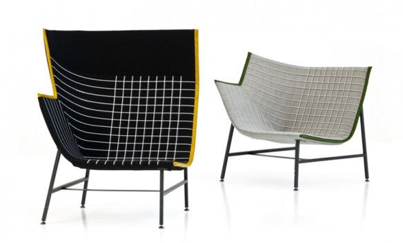 Paper-planes - Design Doshi-Levien pour Moroso